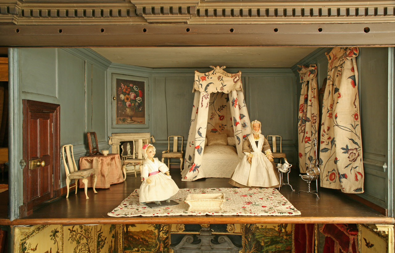 The Dolls House Dolls House Nostell Priory Conservation Blog