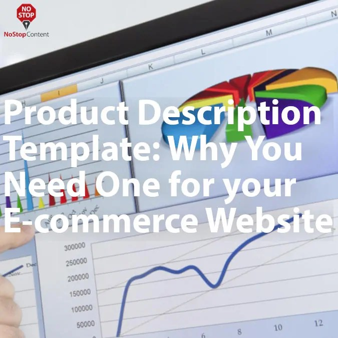 Product Description Template Why You Need One for your E-commerce