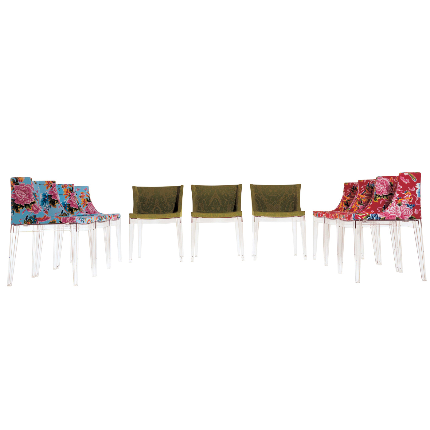 Couvre Chaise Malin Housse Chaise Motif Jacquard