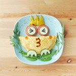 Food art pour enfants lee samantha on Instagram