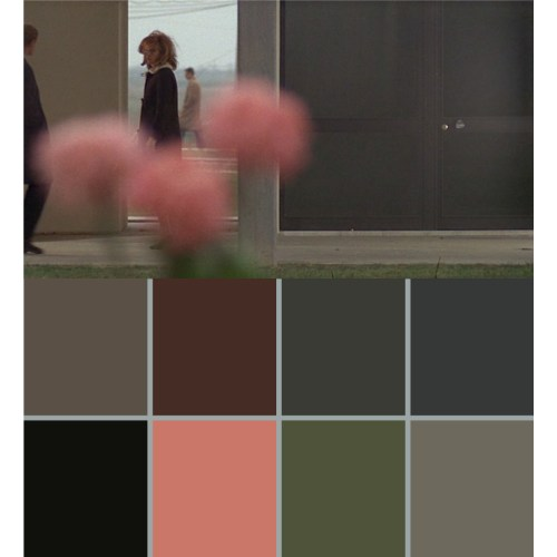 Medium Crop Of Red Color Palette