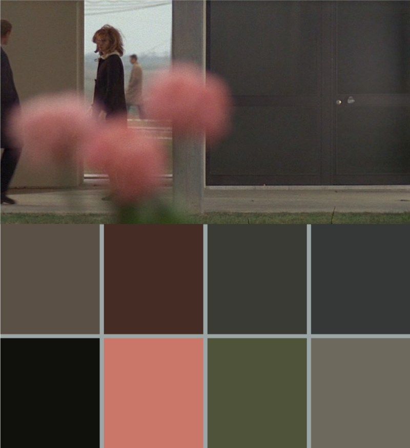 Large Of Red Color Palette