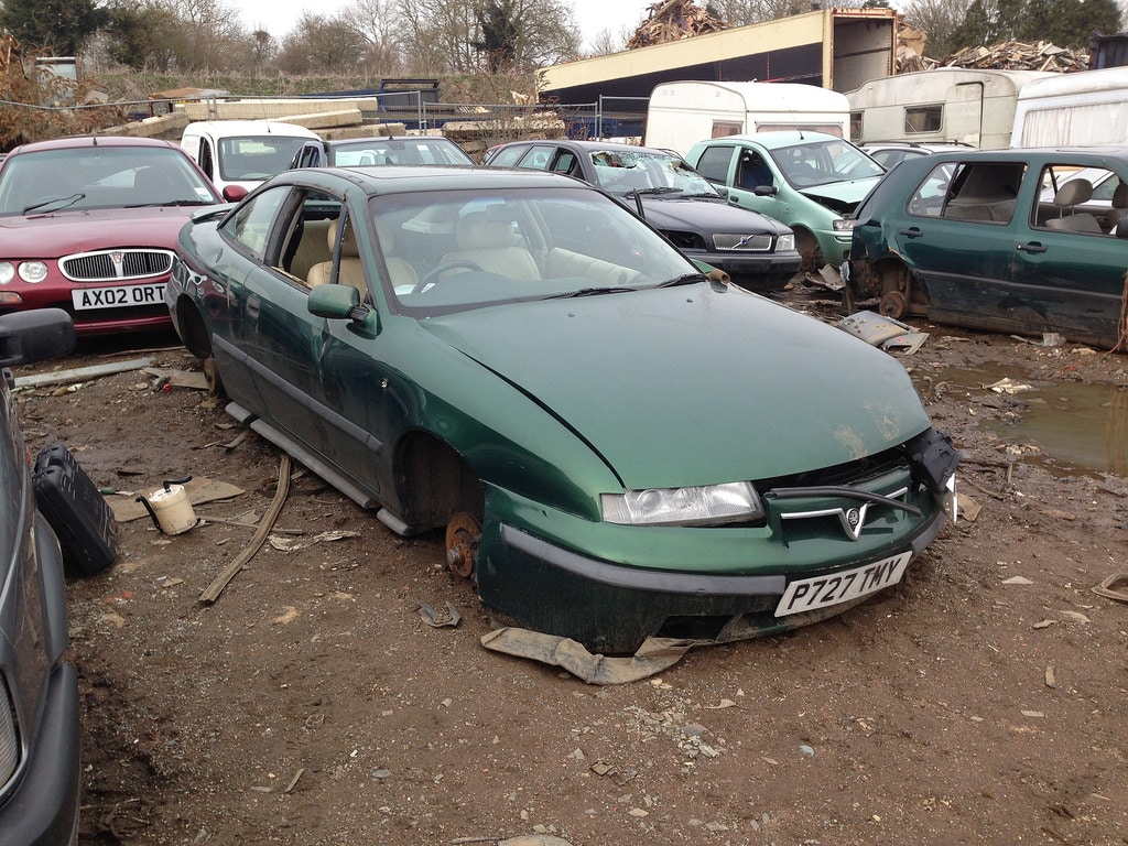 Opel Calibra Interieur Calibra It S A Fast Appreciating Classic So Buy One While You Can