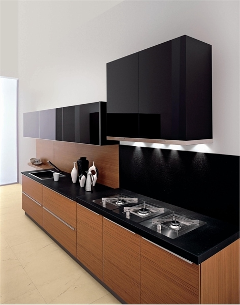 Design Kitchen Set Minimalis Modern Kitchen Set Minimalis Sederhana Berkualitas - Nota Furniture