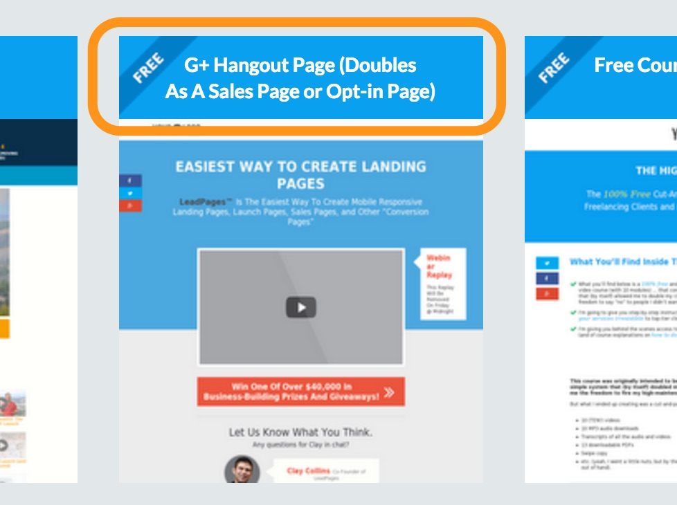 How to Create a Simple Video Landing Page