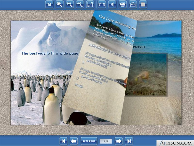How To Create A High Quality Flash Online Catalog For Free » Album