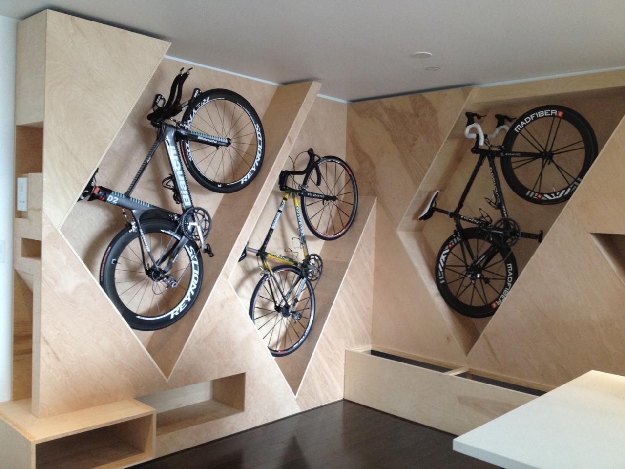 Bike Storage Ideas 30 Creative Ways Of Storing Bike