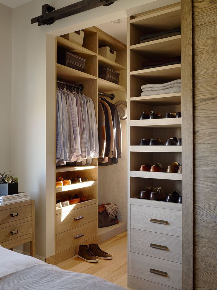Corner Closet Ikea Top 40 Modern Walk-in Closets - Your No.1 Source Of