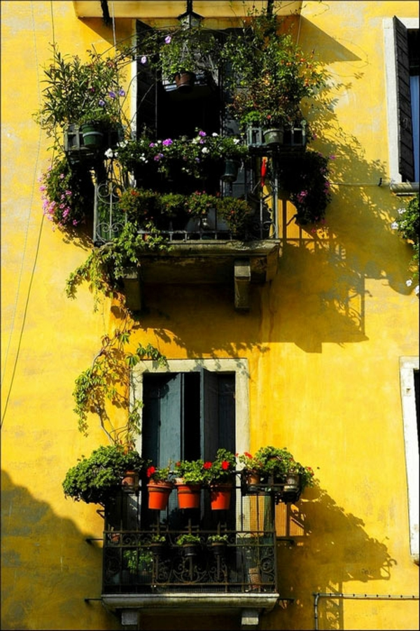 Wie Gestalte Ich Meinen Garten 35 World's Most Beautiful Balconies