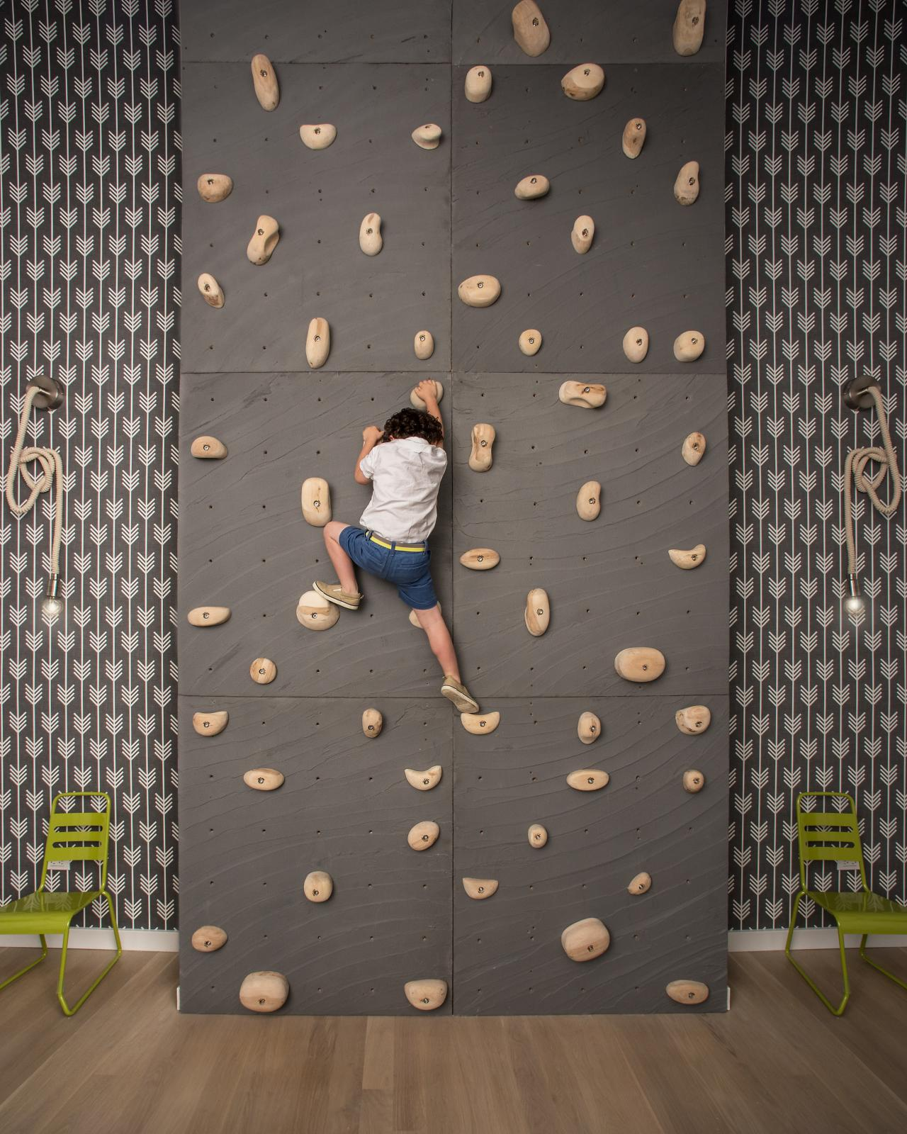 Walls For Kids 22 Awesome Rock Climbing Wall Ideas For Your Home Your