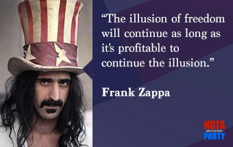 quotes-frank-zappa-freedom-illusion
