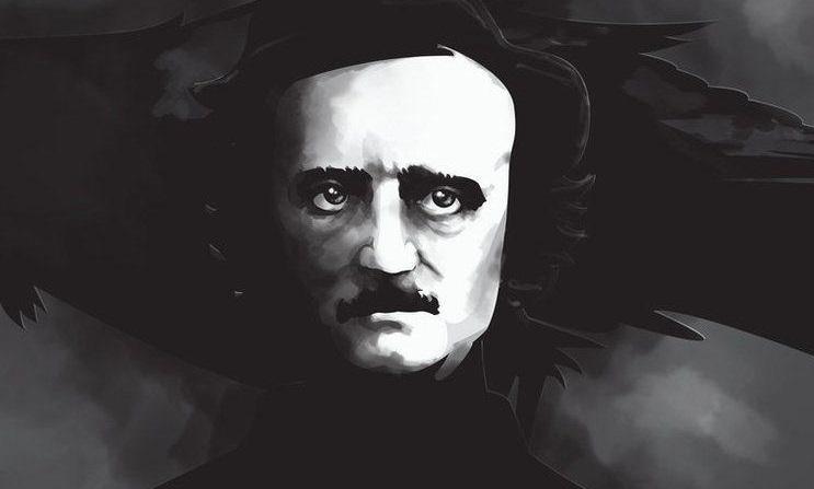 As melhores 10 citações de Edgar Allan Poe
