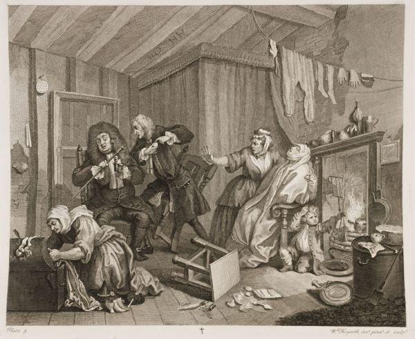 Hogarth's Harlot