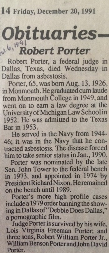 Daily Review Atlas, December 20, 1991