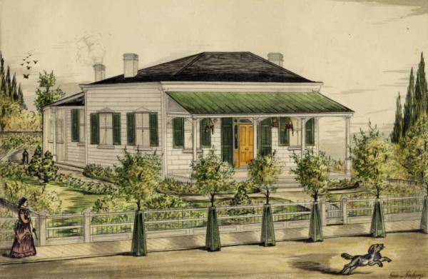 Markland's Home, 28 Market Street.