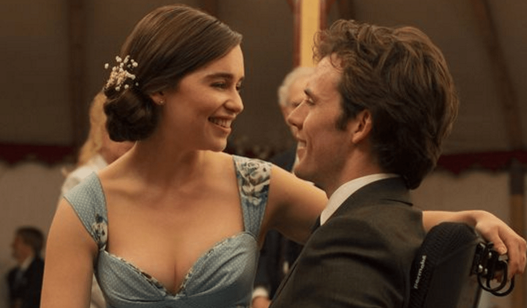 """""""Me Before You"""" Film panned by Not Dead Yet UK"""