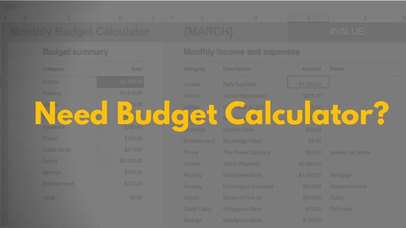 Money Lover Blog All about Money, Budget, Expense Management Tips - budget calculator monthly