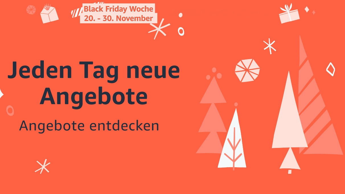 Black Friday Amazon Mit Knaller Preisen Für Echo Fire Tv Fire Tablets Kindle Und Smart Home Notebookcheck Com News