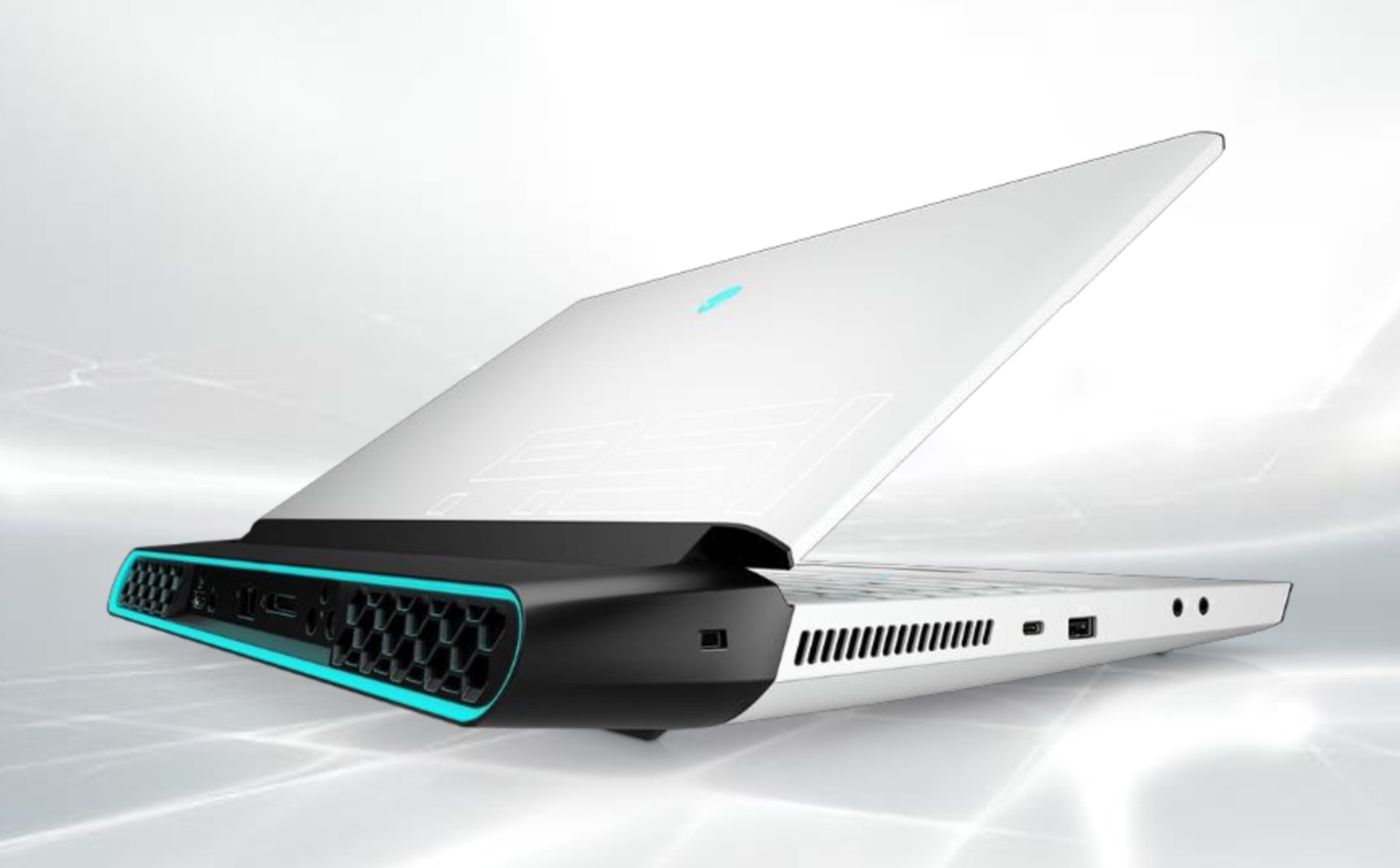 Kleines Laptop Alienware Area 51m The Strongest Gaming Laptop In The World