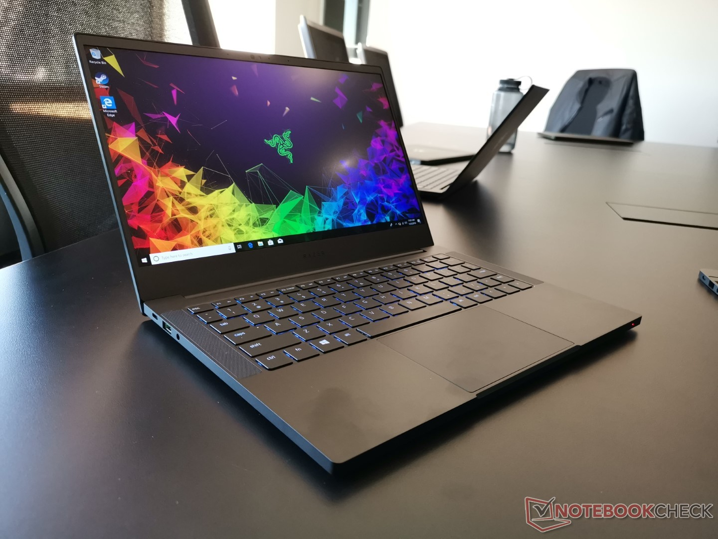 Kleines Laptop Razer Blade Stealth 2018 Hands On Neues Modell Mit Schlankem