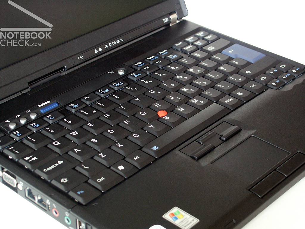 Was Ist Smart Home Lenovo / Ibm Thinkpad T60p - Notebookcheck.com Externe Tests