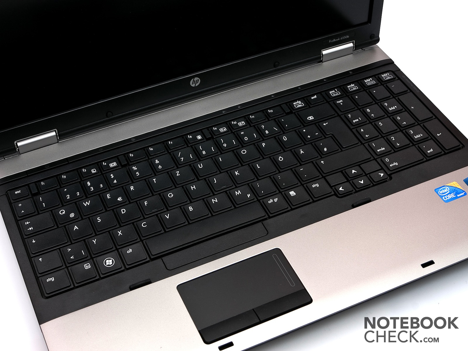 Bluetooth Lautsprecher Groß Test Hp Probook 6550b Notebook - Notebookcheck.com Tests