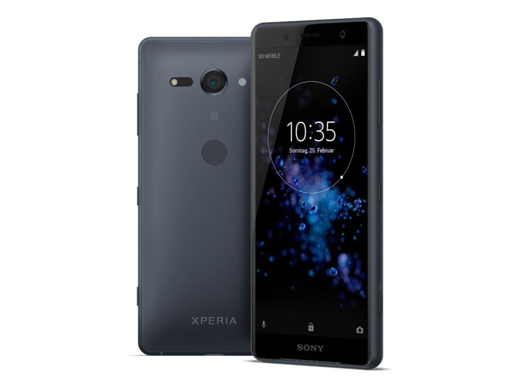 Sony Compact Sony Xperia Xz2 Compact - Notebookcheck.com Externe Tests