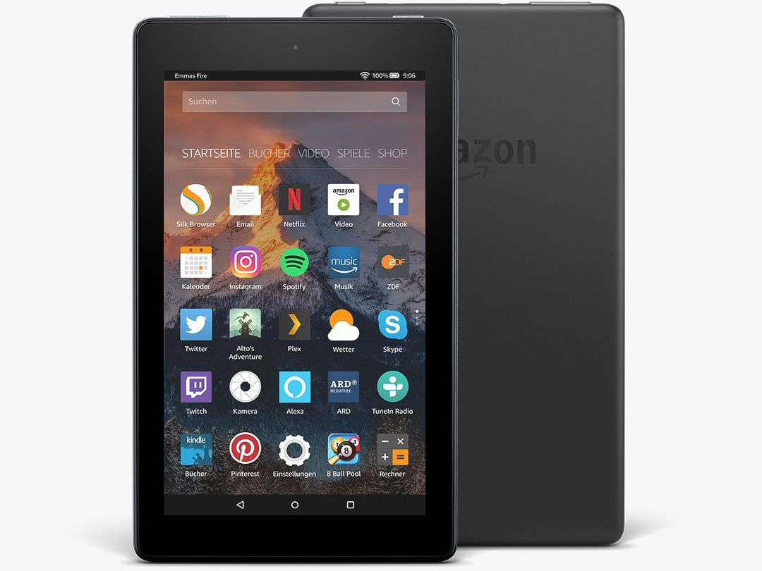 Pool Kaufen Amazon Amazon Fire 7 2017 Tablet Review Notebookcheck Reviews