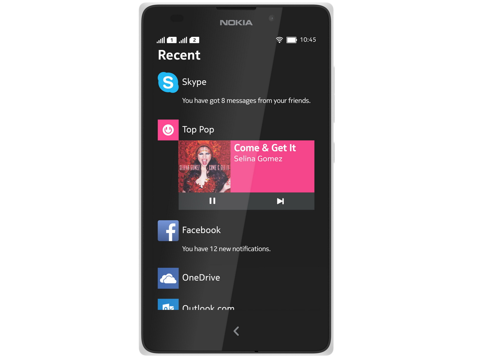 X Xl Nokia Enters Android Market With Nokia X X 43 And Xl