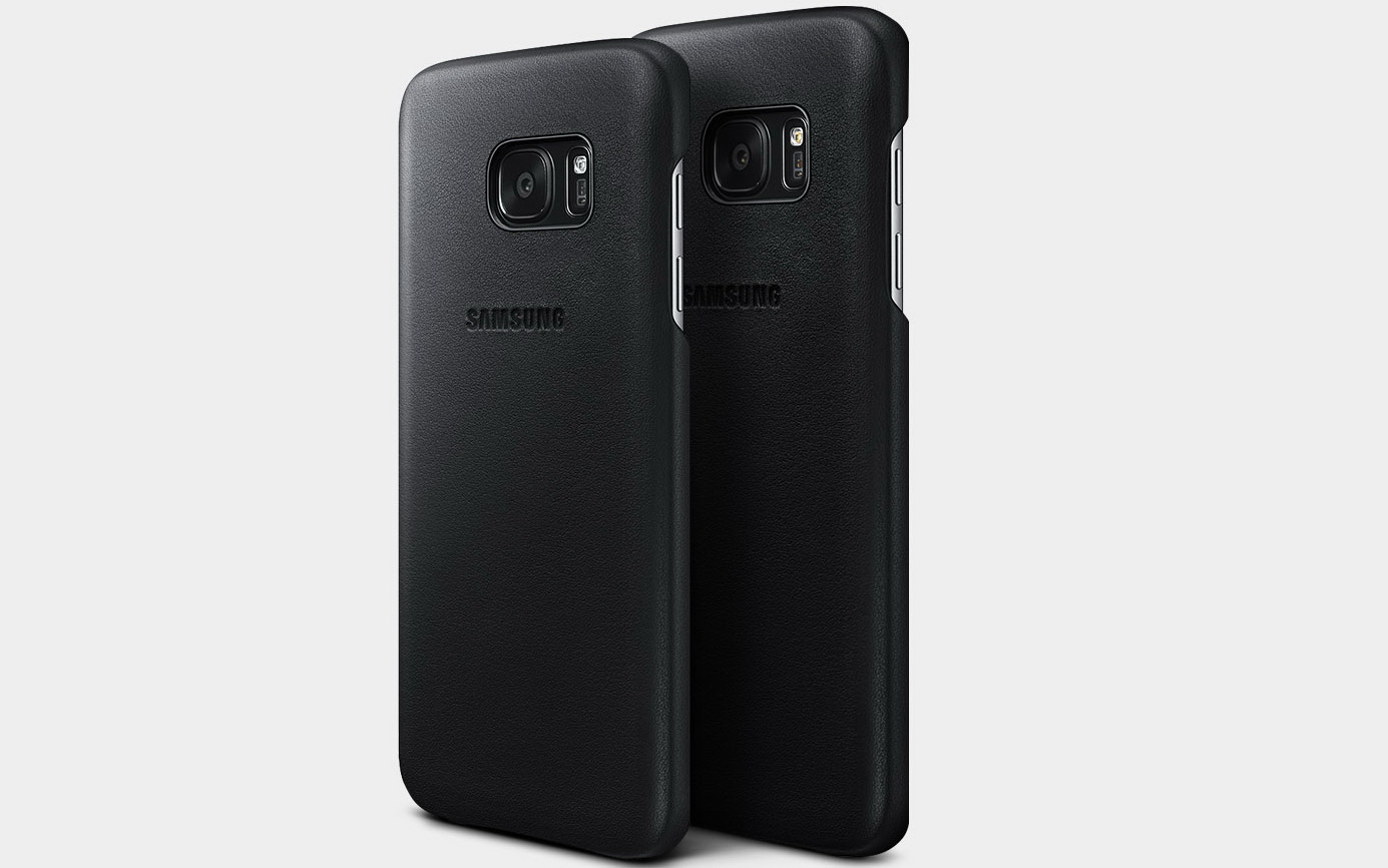 Galaxy S7 Induktives Laden Samsung Details New Led View Covers For Galaxy S7 And S7