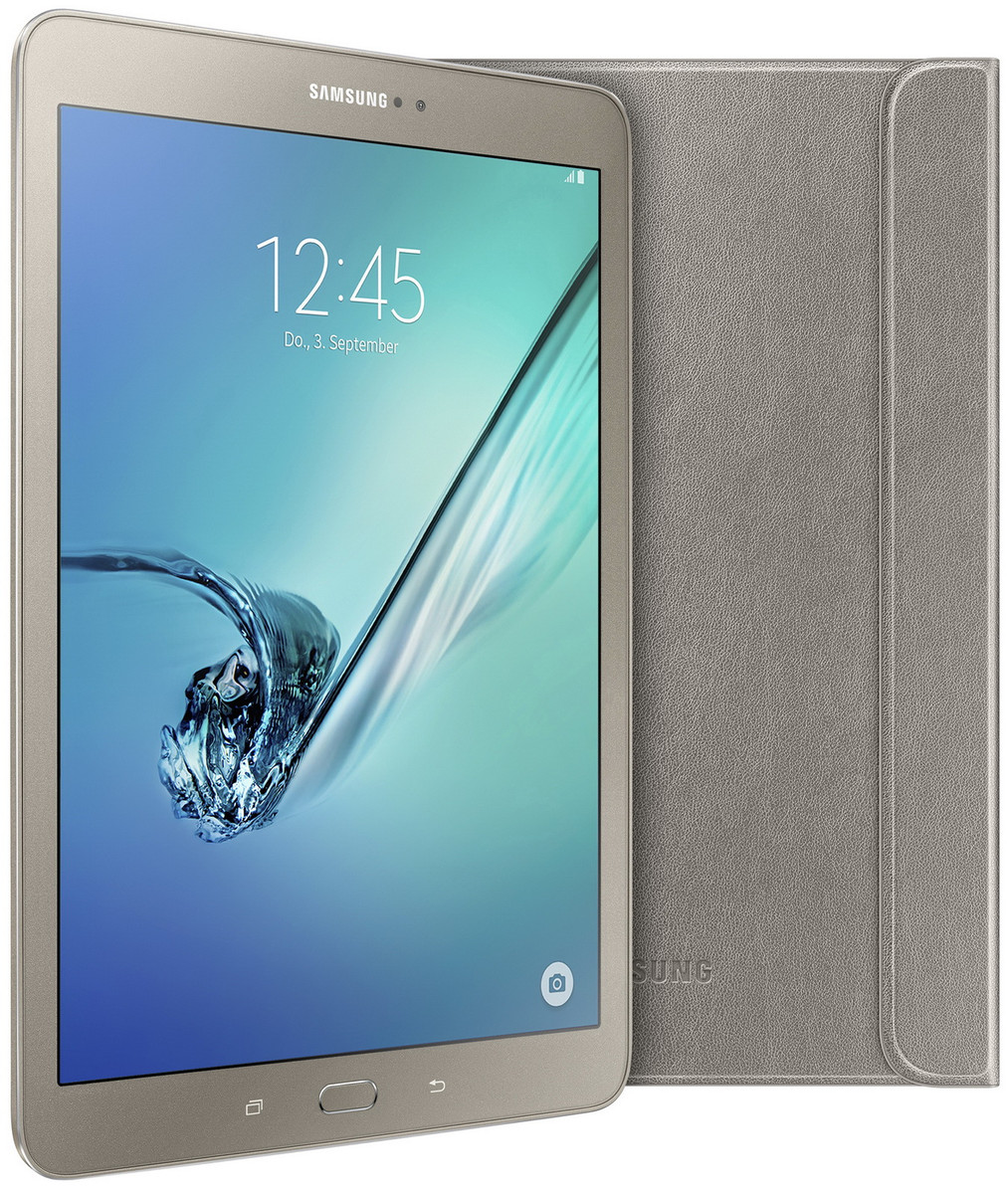 Galaxy Tab 9.7 Samsung Galaxy Tab 9 7 S2 Now Available In Gold With Matching