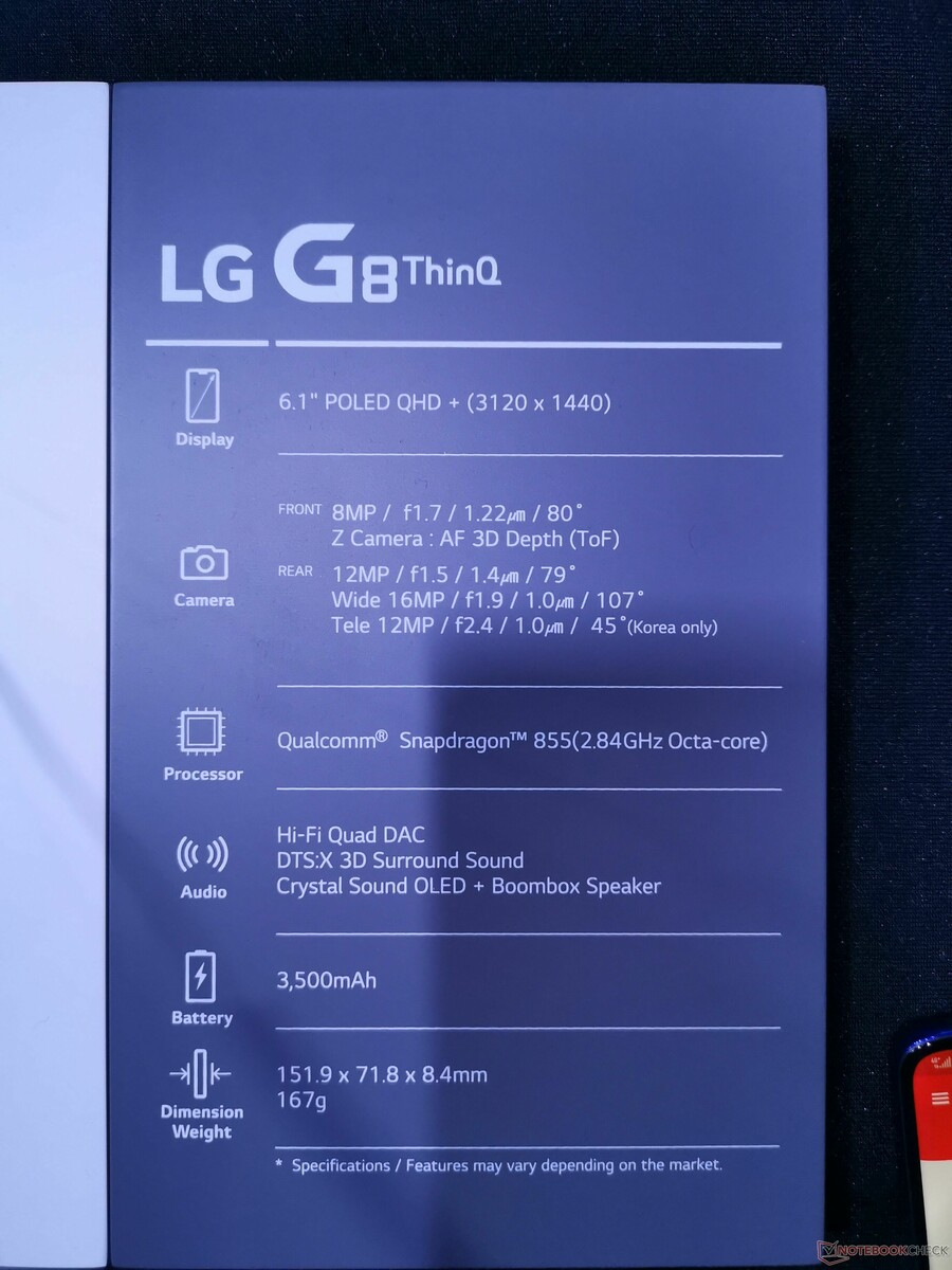 Sony Phone Vr Lg G8 Thinq And G8s Thinq Offer A Host Of Engaging