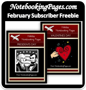 February Subscriber Freebie