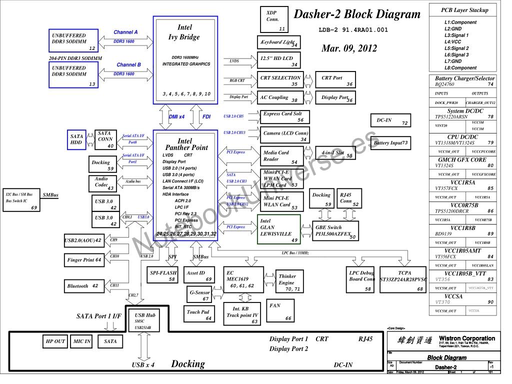 lenovo x230 diagram