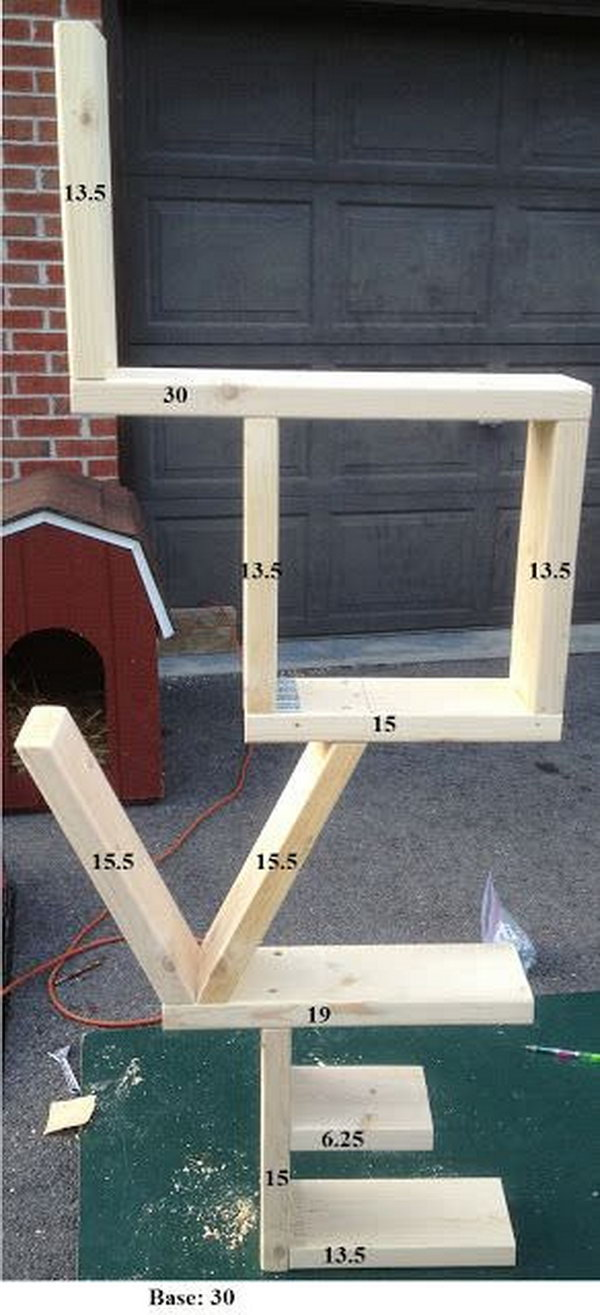 30 Creative Diy Wood Project Ideas Tutorials For Your Home Noted List