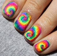 Pretty Neon Nail Art Designs for Your Inspiration - Noted List