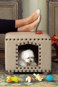 25+ Creative DIY Pet Bed Tutorials and Ideas - Noted List