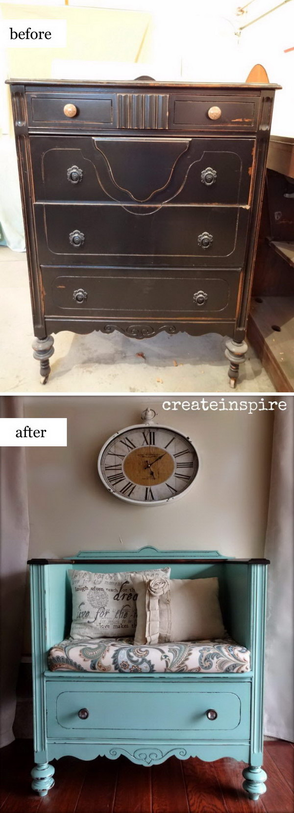 Rounded Kitchen Island 40 Awesome Makeovers: Clever Ways With Tutorials To
