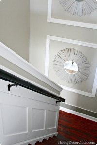 Chic Ways To Decorate Your Staircase Wall - Noted List
