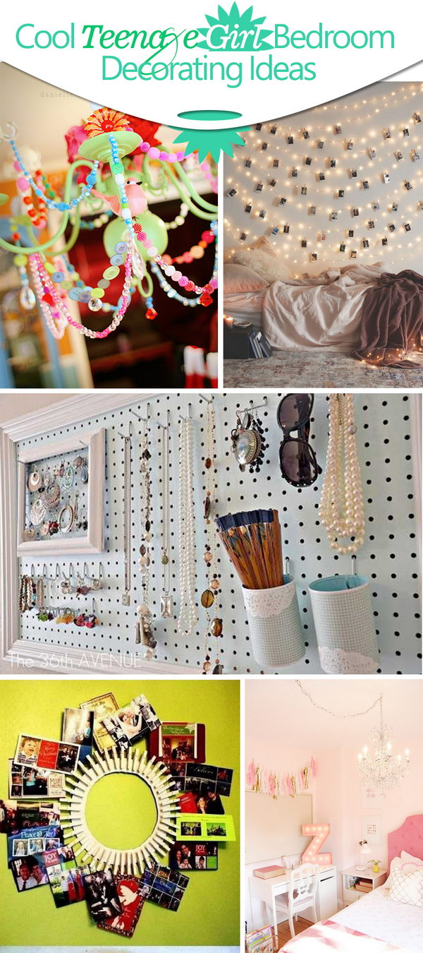 Cool Teen Girl Rooms Cool Teenage Girl Bedroom Decorating Ideas Noted List