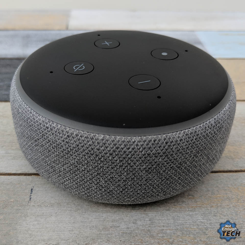 ???echo Amazon Echo Dot 3rd Gen