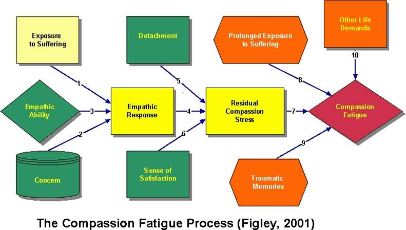 compassion fatigue Archives - Page 3 of 4 - Jessica Dolce