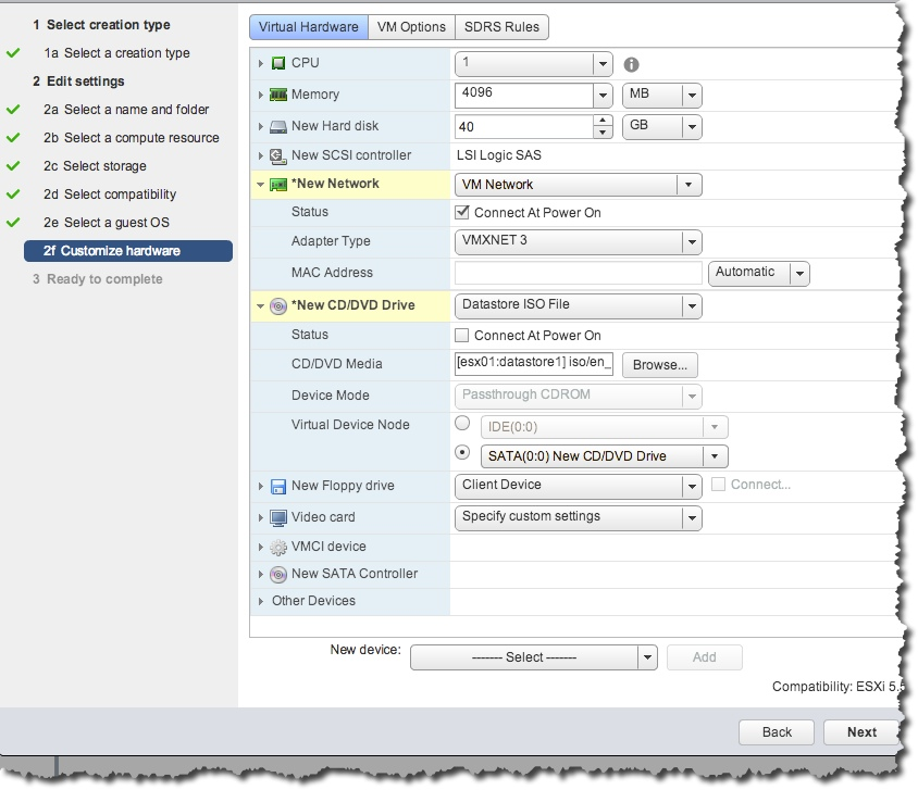 How to build a Windows 2012 R2 VMware Template \u2013 Notes from MWhite