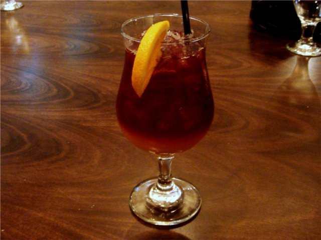 capitan cocktail
