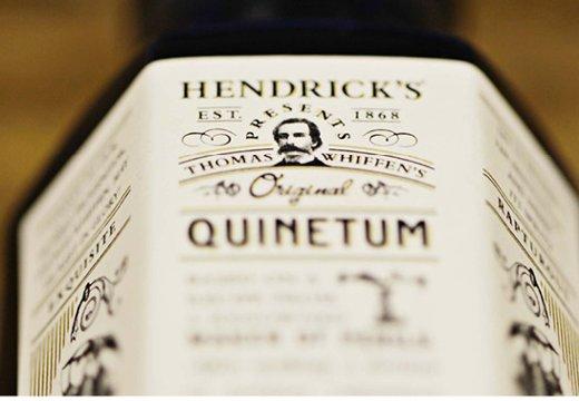 Quinetum Cordial by Hendrick's
