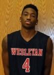 BJ Davis (Courtesy of Wesleyan Athletics)