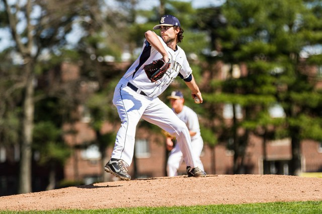 Jed Robinson '15 and the Bantams have high expectations for 2015. (Courtesy of BantamSports)