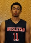 PJ Reed '17 (Courtesy of Wesleyan Athletics)