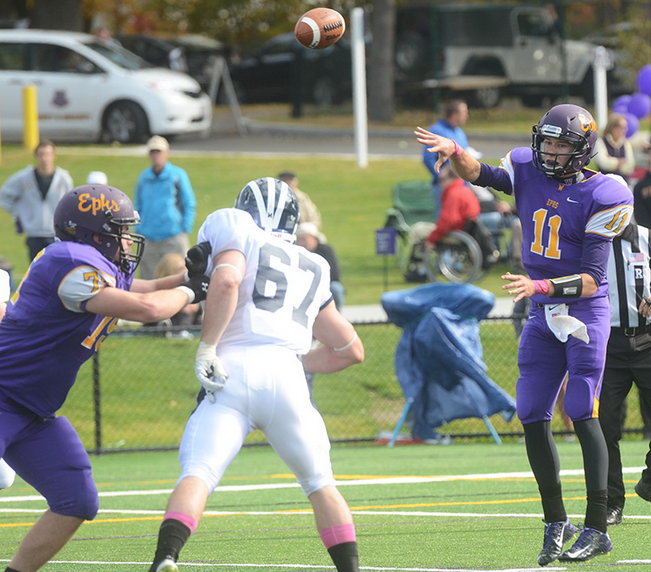 Austin Lommen '16 is back as the Ephs try to improve on their 2-6 record. (Courtesy of Williams Athletics)