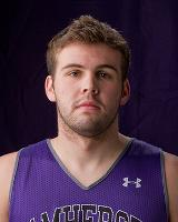 Connor Green '16 exploded for 29 last year in Cousens Gym. Can he do it again? (Courtesy of Amherst College Athletics)